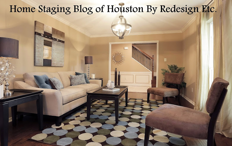 Home Staging Blog of Houston By Redesign Etc.