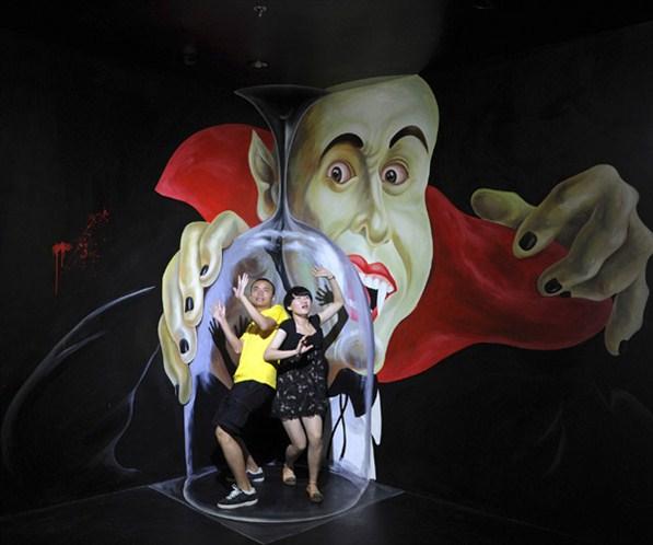 Museo de Arte 3D En Filipinas le permite convertirse en una parte de su arte 772376B24C2CD725FCD2CEA30F497