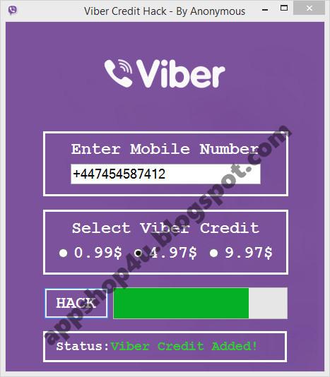 viber hack viber hack 2015 viber hack credit viber hack software viber ...