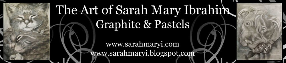The Art of Sarah Mary Ibrahim - The Official Blog of Sarahmaryi