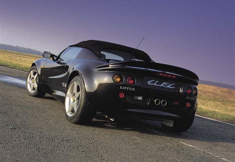 Lotus Elise 160, 1996