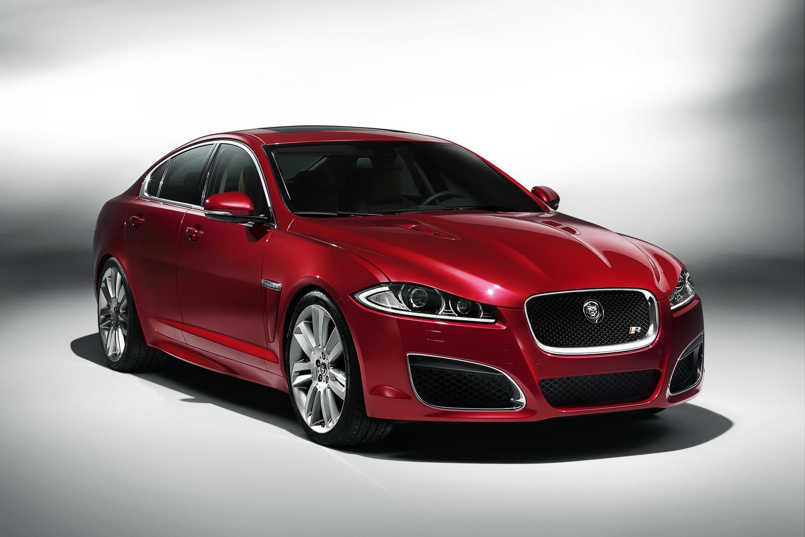 jaguar review car type gear quarter xf top reviews front