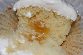 ... from the Cody Kitchen: Old Fashioned Cupcakes with Lemon Curd Filling