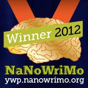 I Won NaNoWriMo (2012)
