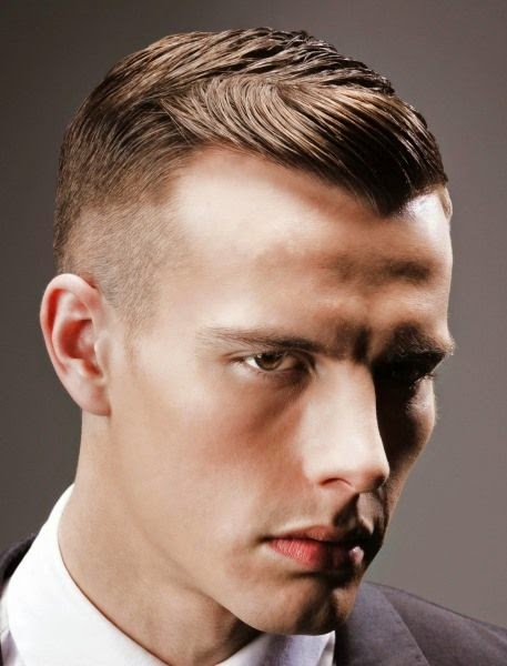 New Short Men Hairstyle