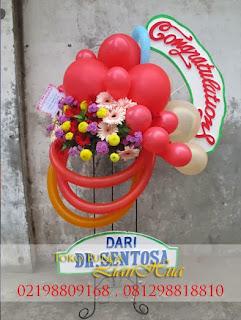 toko bunga jual balon standing murah dan bagus