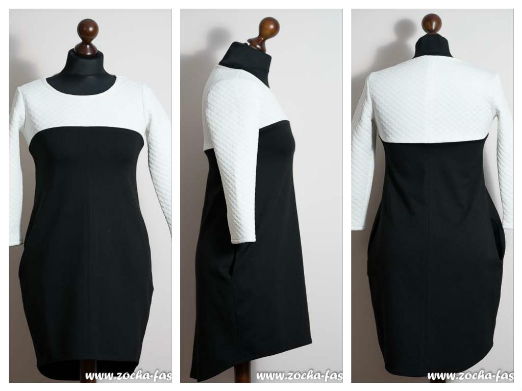 http://www.zocha-fashion.pl/2014/01/czarno-biaa-pikowana-sukienka-i-dodatki.html