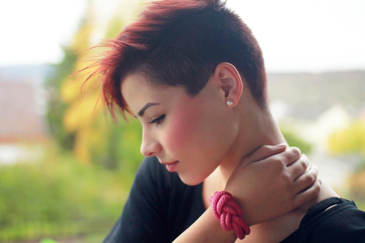 Side Undercut Short Pixie Hairstyles