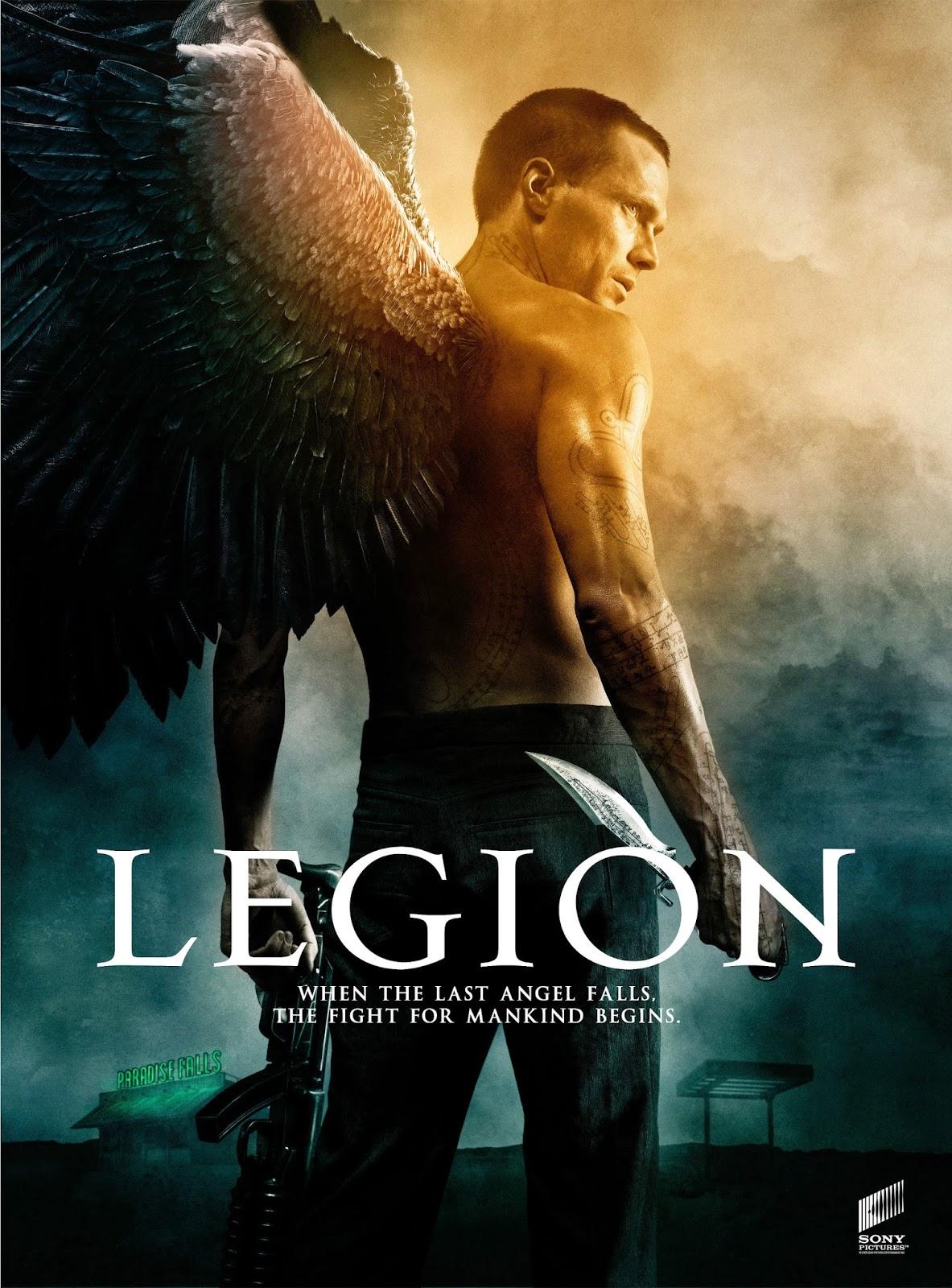 Legion (2010) ταινιες online seires xrysoi greek subs