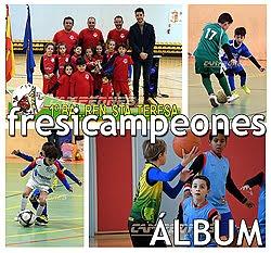 Fresi-Espárrago: Fotos Finales y Trofeos