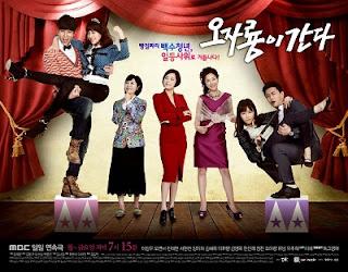 Oh Ja Ryong is Coming Korean Drama