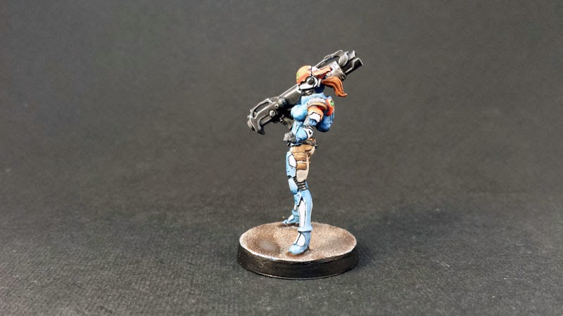 NEOTERRA BOLTS - PANOCEANIA - INFINITY THE GAME - MISSILE LAUNCHER 3