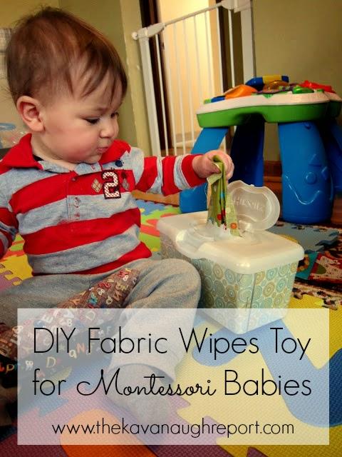 Montessori baby, Montessori, DIY, baby play