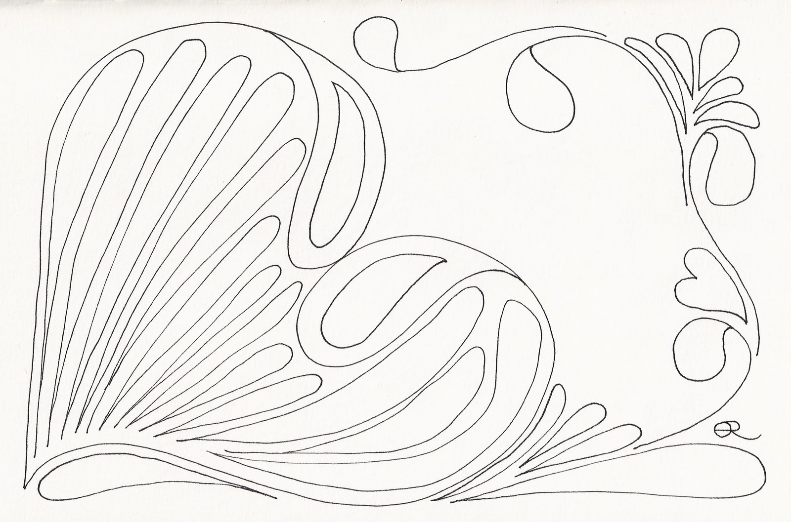 Duke Pages Of Swirls Coloring Pages Swirl Coloring Pages