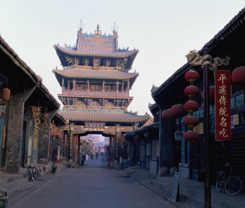 Beautiful Old Chinese Buildings