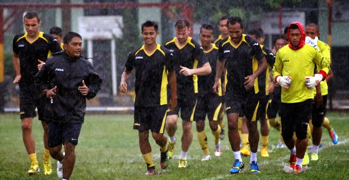 Optimisme Tinggi Tim Barito Putera