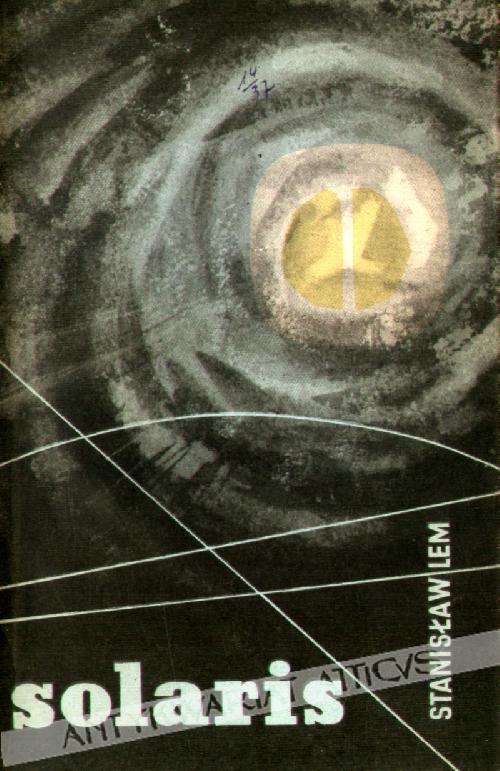 Solaris, 1a edición. Polonia, 1961. Un blog de ciencia ficción en busca de un nombre
