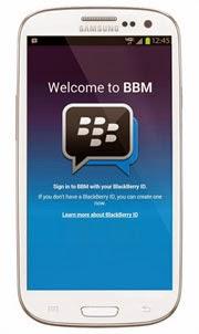 PIN BBM Di Android Bisa Berubah Jika Ganti Device