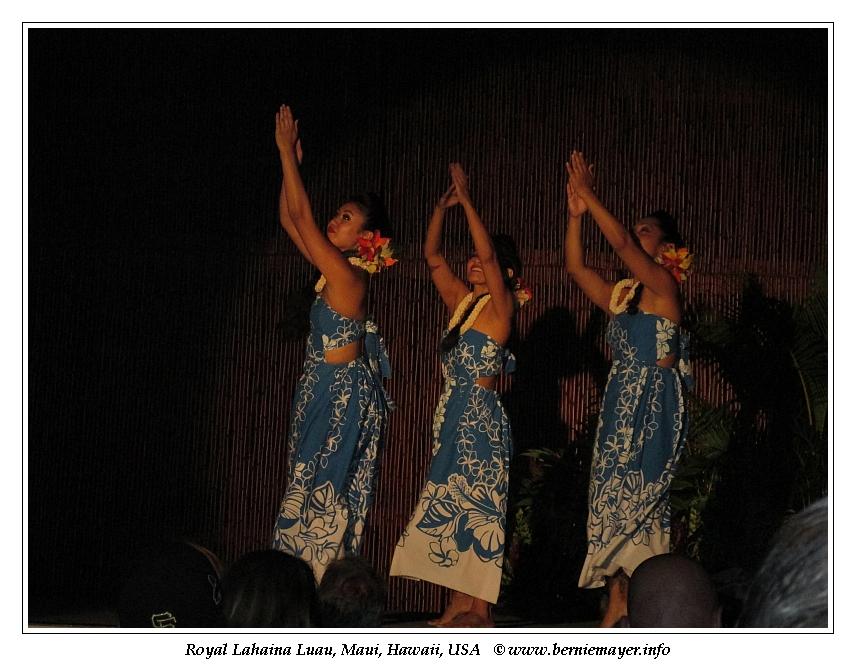 Royal Lahaina Luau