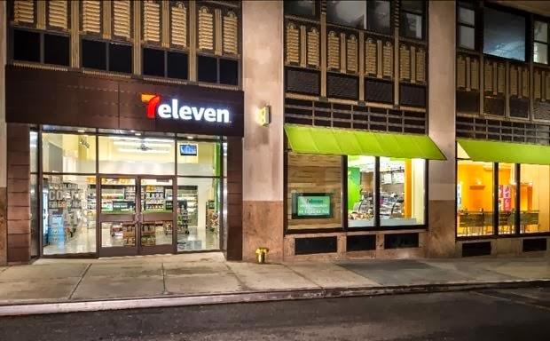 Inilah Tampilan Logo Dan Desain Toko Baru 7-Eleven
