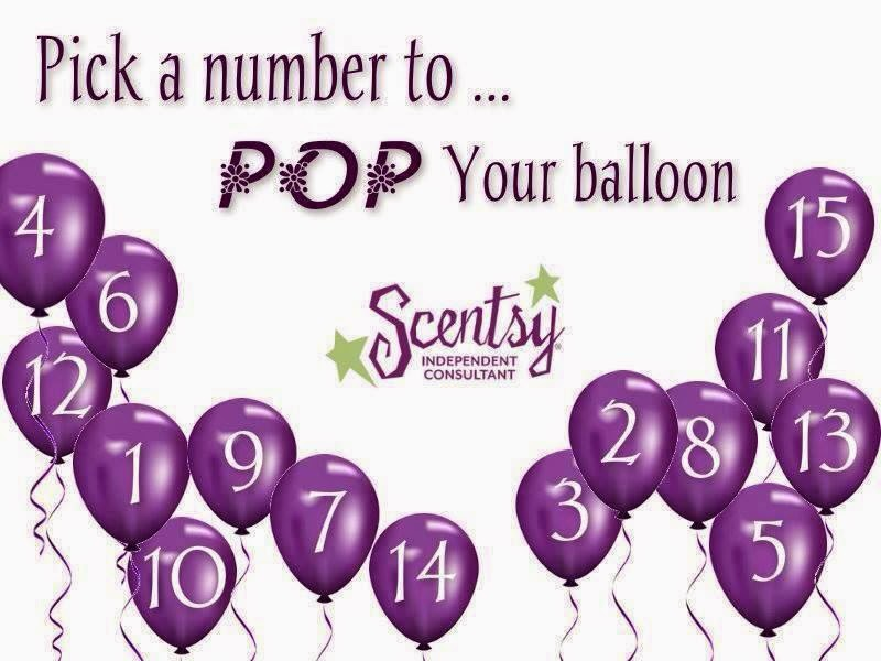 Making Scents Down Under: Popping Balloons