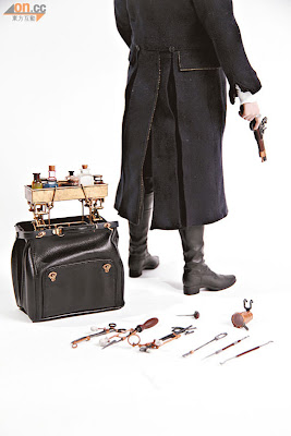 Hot Toys 2013 Preview - Sleepy Hollow Ichabod Crane