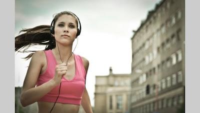 Musik Bisa Tingkatkan Kemampuan Berolahraga