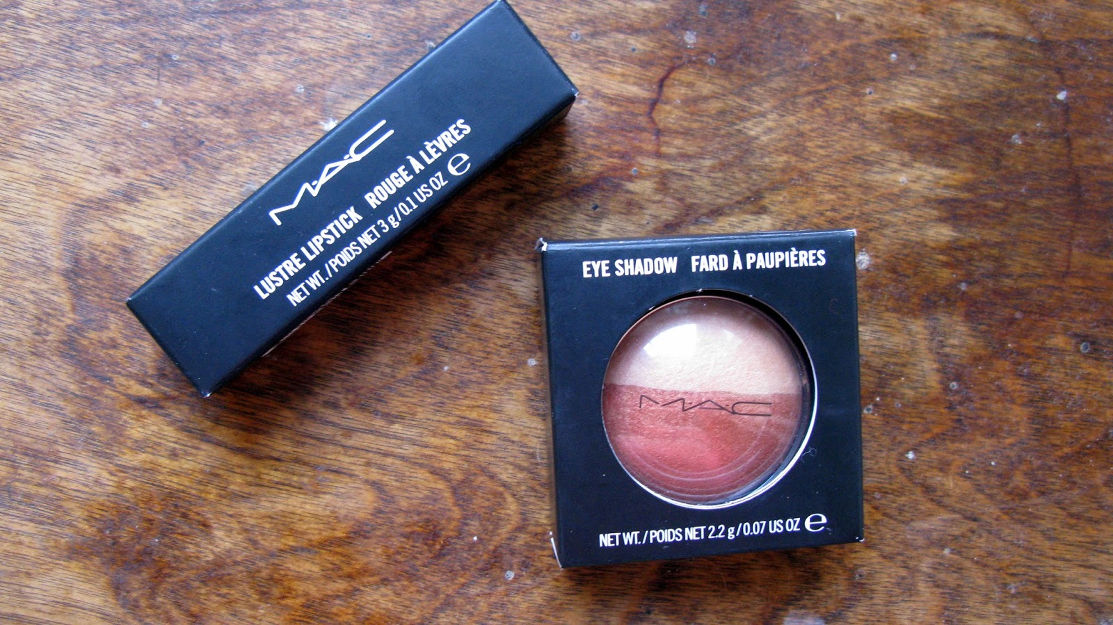 MAC shy shine lipstick MAC mix and switch eyeshadow duo review uk beauty blog