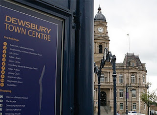 dewsbury town centre