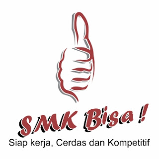 Logo Vektor SMK Bisa CDR Coreldraw