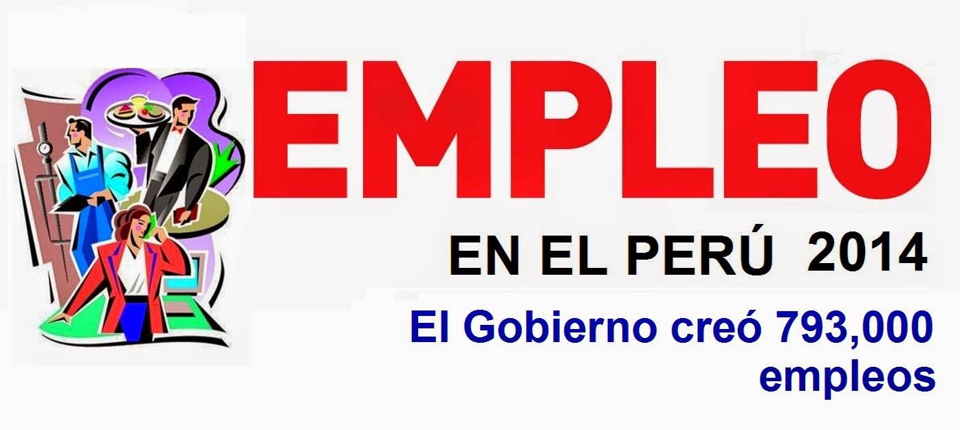 informe-de-empleo-en-el-peru-oit-2014