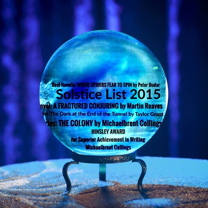 Solstice List: Best Horror Books Not to be Missed 2014