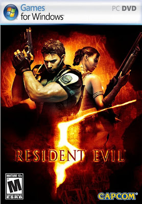 Resident Evil 5 Rus/Eng Repack + English Patch - MediaFire