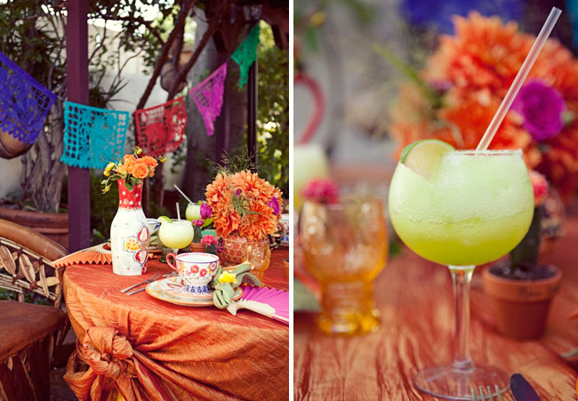 Decorating With Fiestaware Life Of A Vintage Lover Fiesta Wedding Inspiration