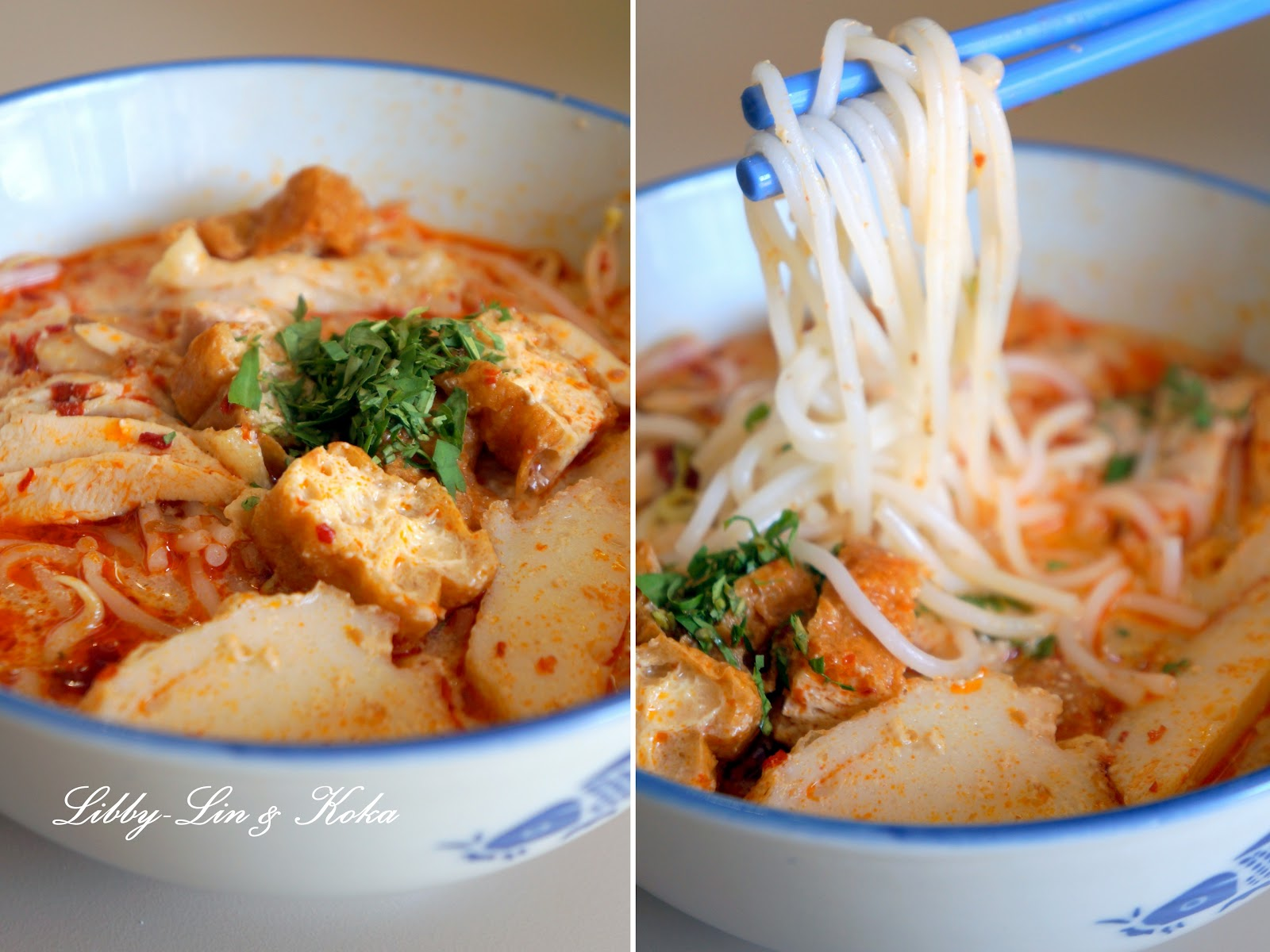Chicken Laksa Recipes — Dishmaps