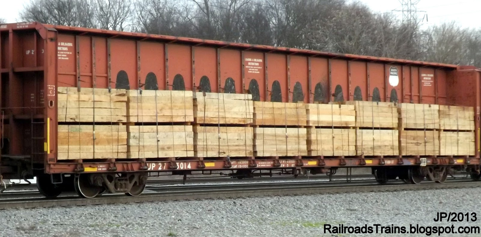Wooden Rail Cars ~ Railroad freight train locomotive engine emd ge boxcar