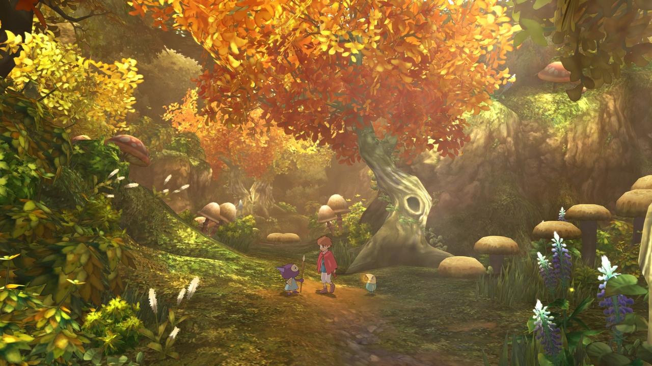 Ni No Kuni HD & Widescreen Wallpaper 0.431861053394957
