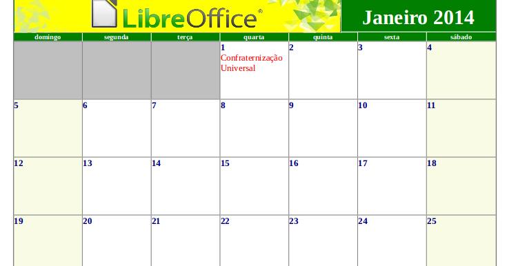 Calendario 2018 Unb