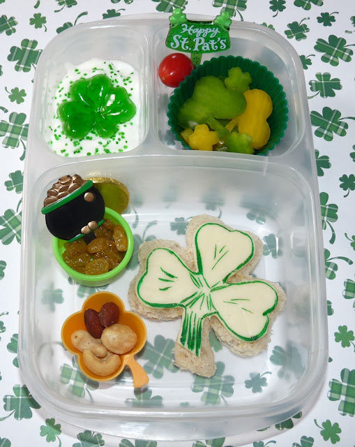 patricks day easylunchboxes