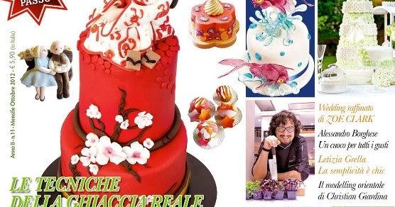 Cake Design Cucina Chic Rivista