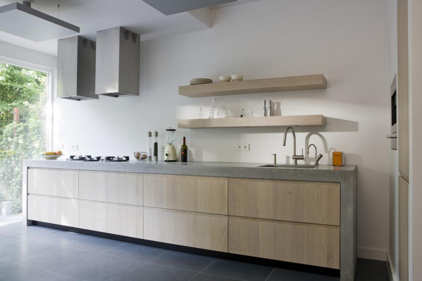 Werkblad Keuken Hout : Menthetetlen vagyok, im?dom a nagyon modern konyh?kat l?jtos