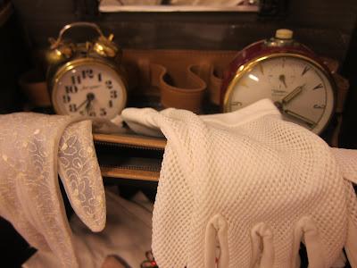 Marshmallow Electra vintageklänning loppis Stockholm