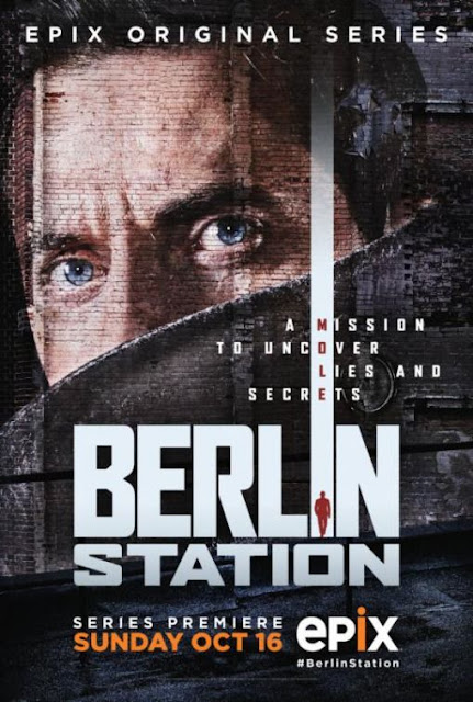 Berlin Station (2016-) ταινιες online seires xrysoi greek subs