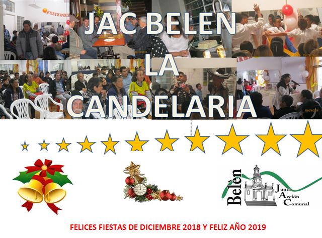 JAC BELEN - LA CANDELARIA
