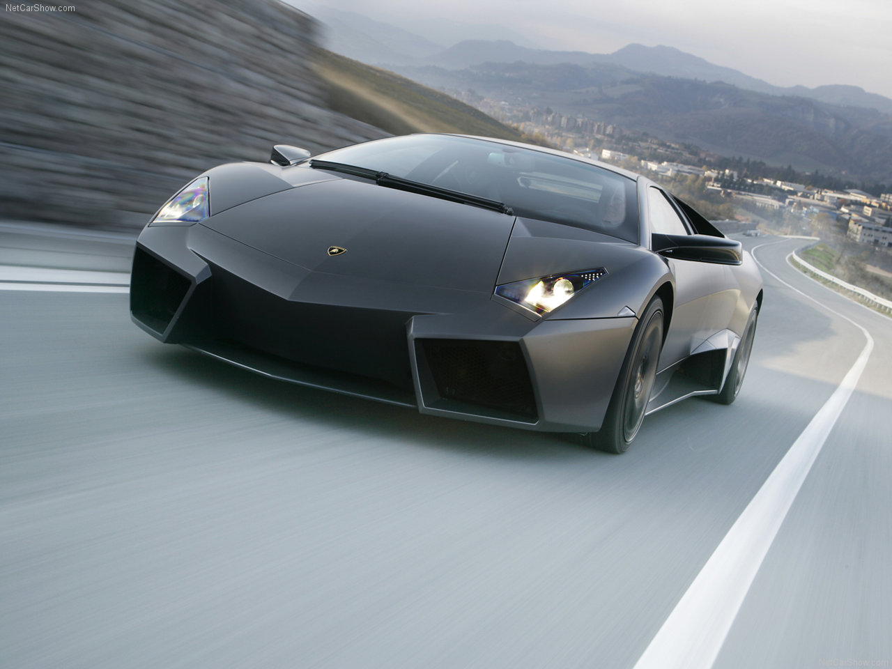 Sports Cars Lamborghini Reventon Wallpaper