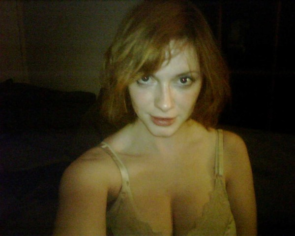 Christina Hendricks Leaked Photos 2012