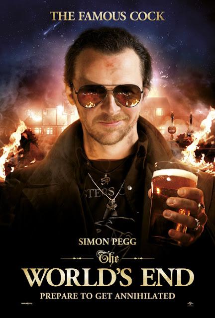the world's end Simon Pegg as Gary King