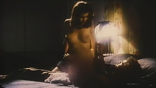 Paola Rinaldi naked spider labyrinth sex scene tits Genevieve 1988