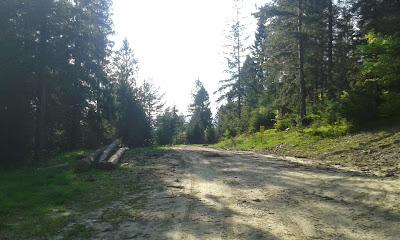 Jaworki trasa rowerowa