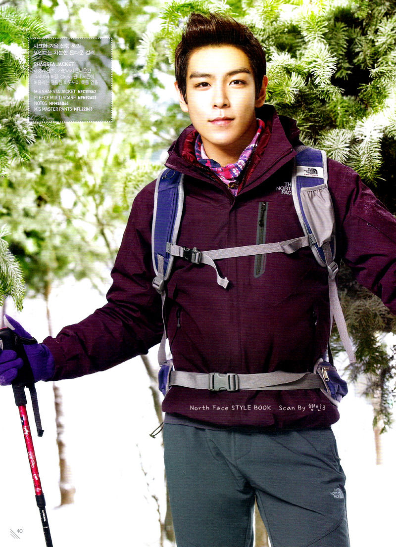 T.O.P's iCONS TOP+NORTH+FACE+STYLE+BOOK+MAGAZINE+SCANS+LEE+YEON+HEE+BIGBANG+UPDATES-2